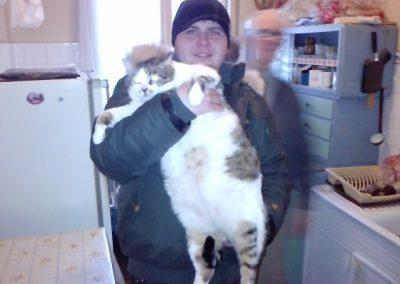 Motan gigant 17 kg